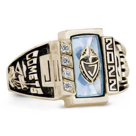 Women's L44 Rhapsody Legend Class Ring